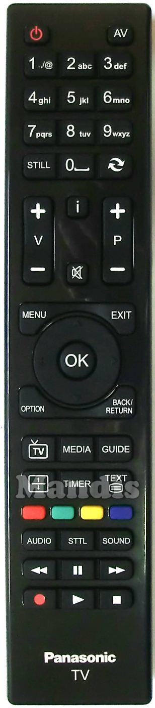 Télécommande d'origine RC4861 (30083972)